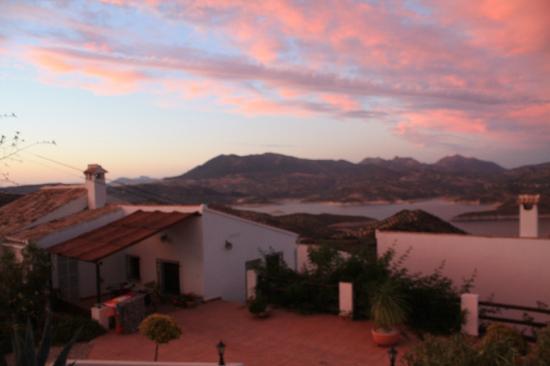 La Loma: View
