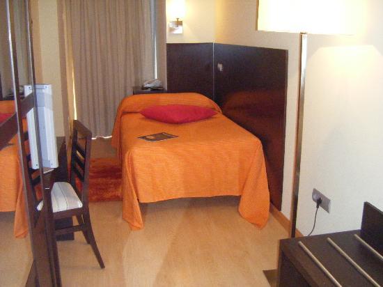 Hotel Cardena: Hab. Individual
