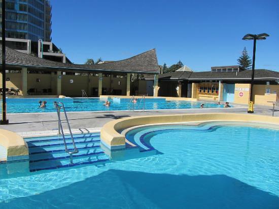Mount Maunganui Hot Salt Water Pools