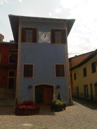 Entracque, Italia: La sede del centro in paese