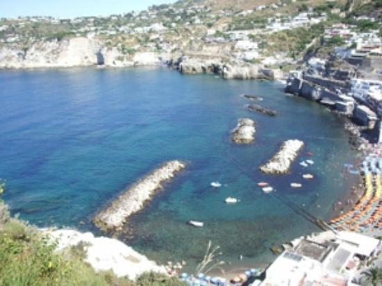 Park Hotel & Terme Romantica: Baia del Chiarito, Ischia