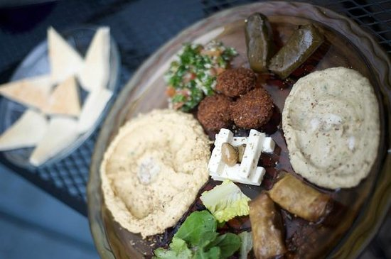 Falafels Flavors From Jerusalem
