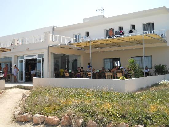 Sa Roqueta: HOTEL