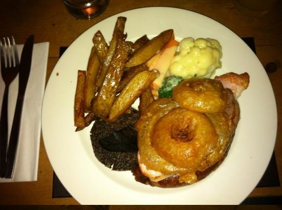 The Stag Inn: The Mixed Grill
