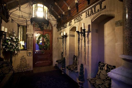 Llandrindod Wells, UK: Christmas at The Hall
