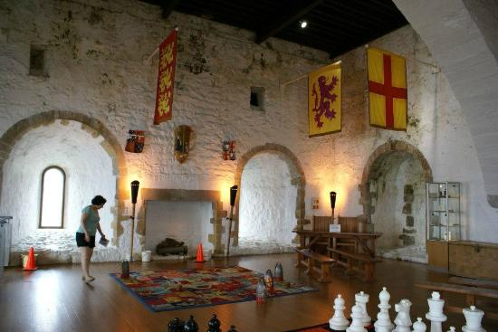 The Family Room In The Castle Picture Of Carrickfergus