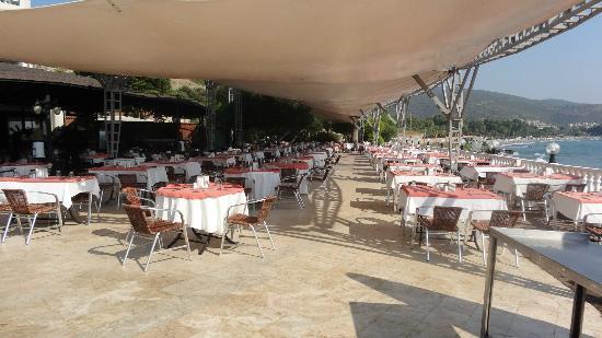 Tusan Beach Resort: main restaurant