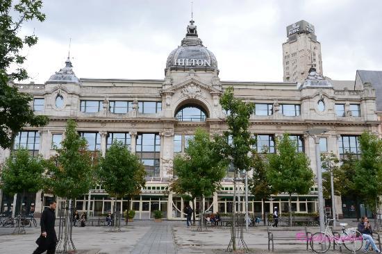Hilton Antwerp Old Town: Hotel