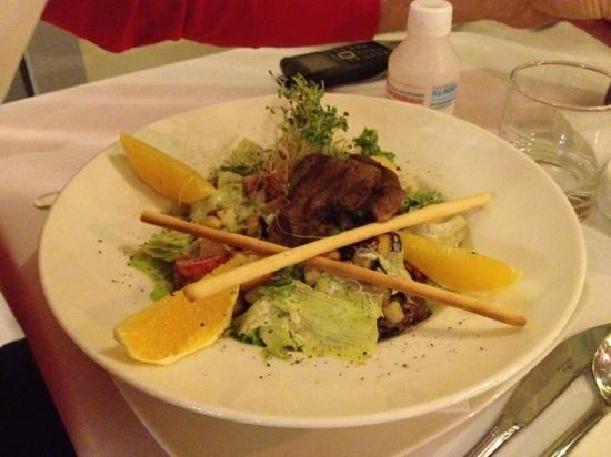 Hotel Apis : insalata!!!!