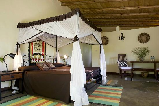 Olasiti Lodge, Tanganyika Wilderness Camps: Double room