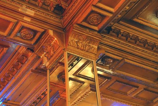 Brasserie Le Francais : le plafond