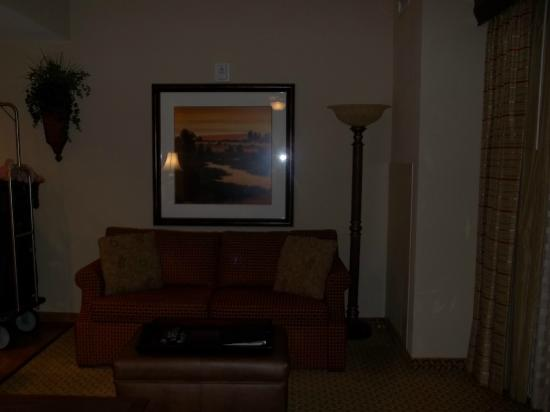 Homewood Suites Miami-Airport West: Sofa/Bed