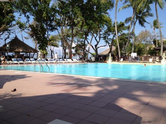 Prama Sanur Beach Bali: kleine zwembad