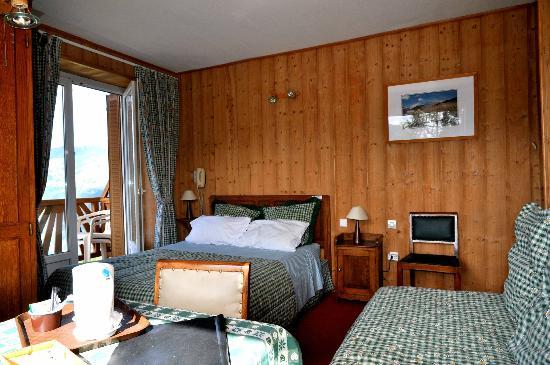 Hôtel Belvédère: la chambre de Raleur 87