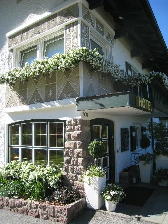 Chalet Hotel Hartmann - Adults Only: Ingresso all'hotel