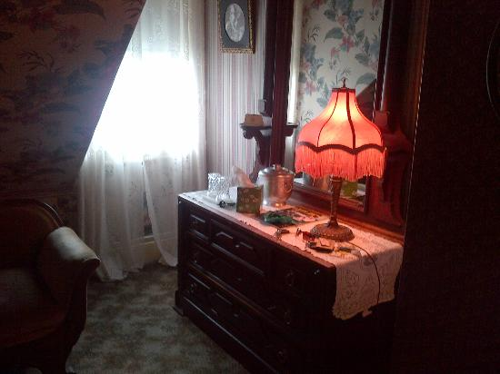 Captain Mey's Bed and Breakfast: Prince Willem of Orange room