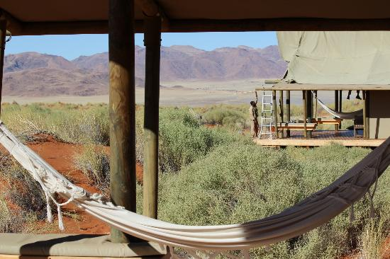 Wolwedans Dune Camp: riposo