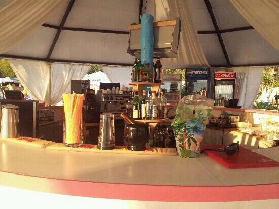 Hotel Helia: bar 