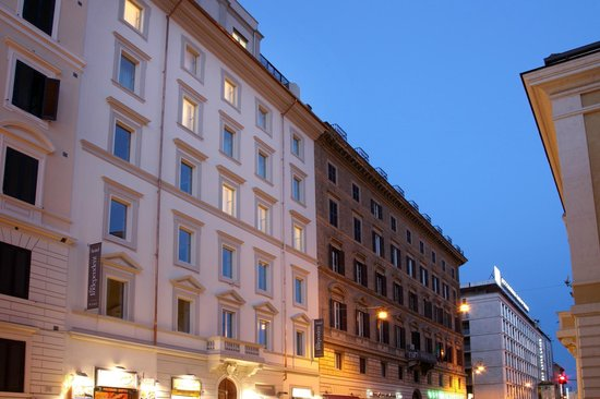 Restaurants Near The Independent Hotel Rome