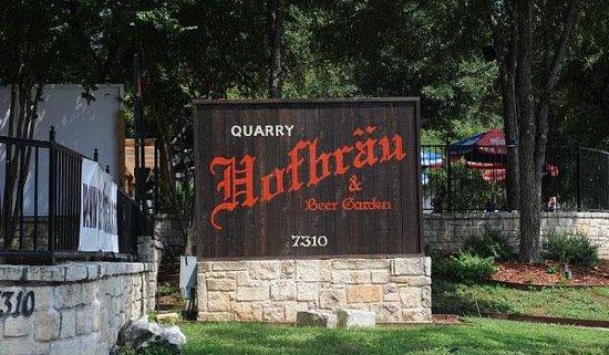 Hofbrau & Beer Garden, San Antonio