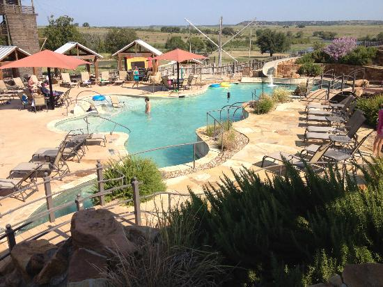 Rough Creek Lodge: Swimming Pool
