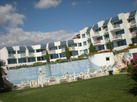 PrimaSol Sineva Park: vu de l'hotel