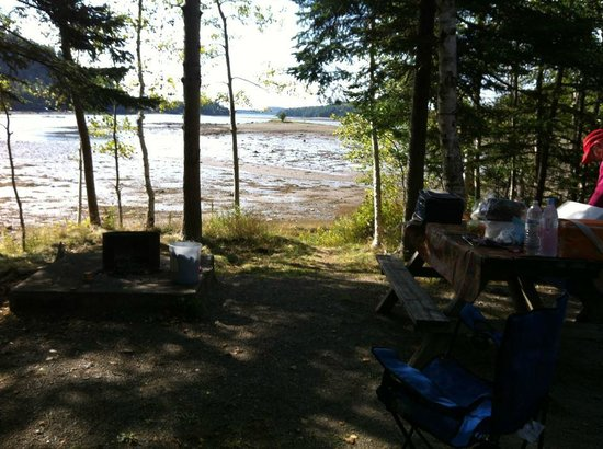 Oak Bay Campground