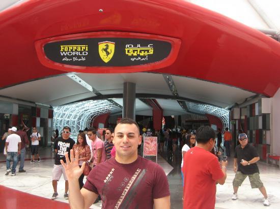 Ferrari World Abu Dhabi Yas Island Yas Island United