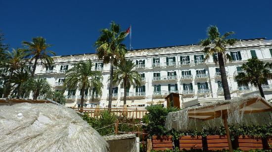 Royal Hotel Sanremo: Hotel