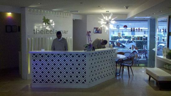 The Belamar Hotel: Friendly & Efficient Front Desk Guys!