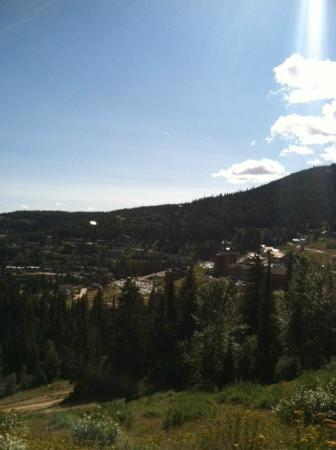 Schweitzer Mountain Resort Lodging: Another view of the village