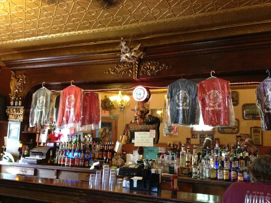 The Painted Lady Saloon Manistee Restaurant Reviews