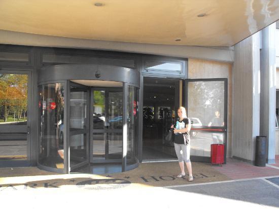 Perugia Park Hotel: ingresso hotel