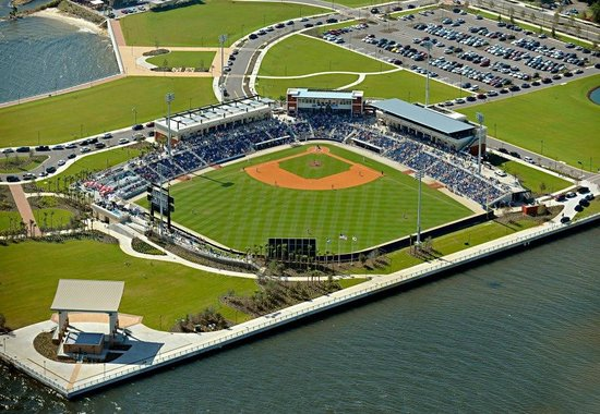 ‪Blue Wahoos Ballpark‬