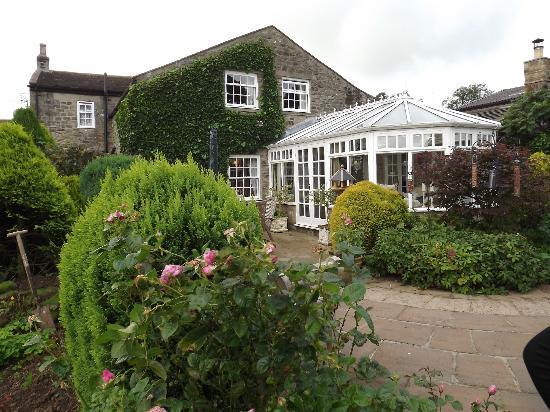 Mount Pleasant Farm B&B: the garden