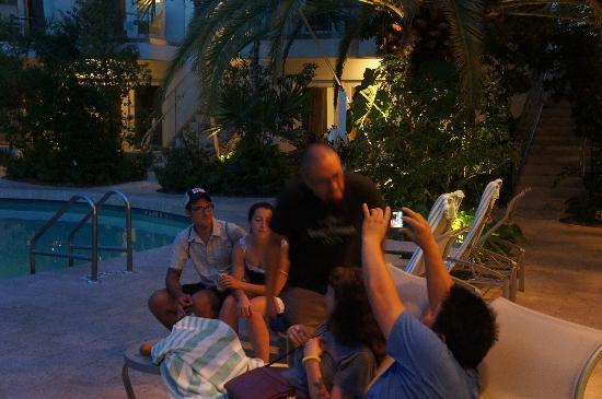 Santa Maria Suites Hotel: paradise!