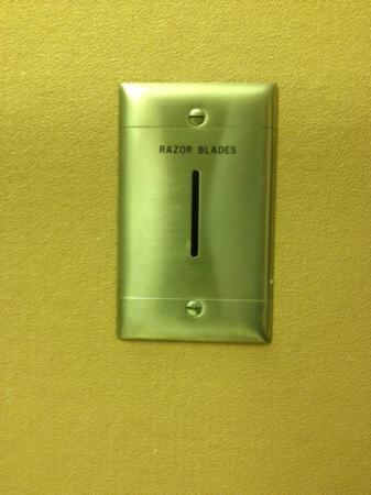 Bay Valley Resort & Conference Center: Have you seen one of these in the last 20 years??