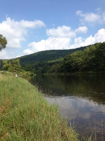 West Branch Angler & Resort: Fishing the West Branch of the Delaware River