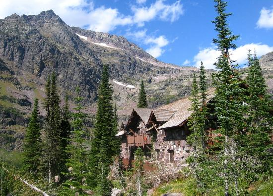 Sperry Chalet, Glacier Natl. Park