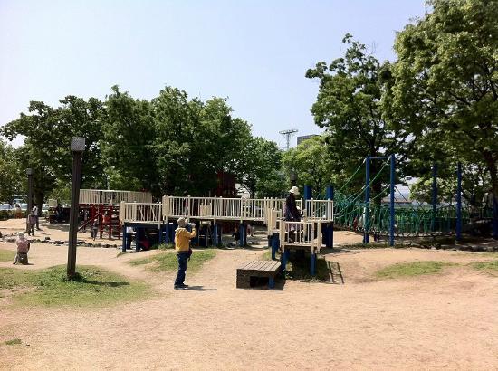 公園 梅小路
