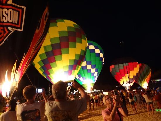 Balloon Festival Callaway Gardens Pine Mountain Georga Picture Of Callaway Gardens Golf Pine