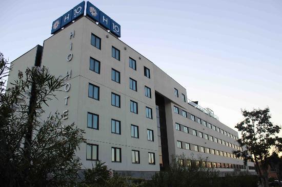 H10 Roma Citta: Hotel