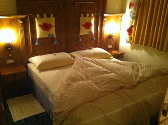 BelArosa Hotel: Betten