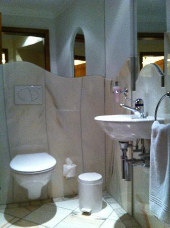 BelArosa Hotel: WC