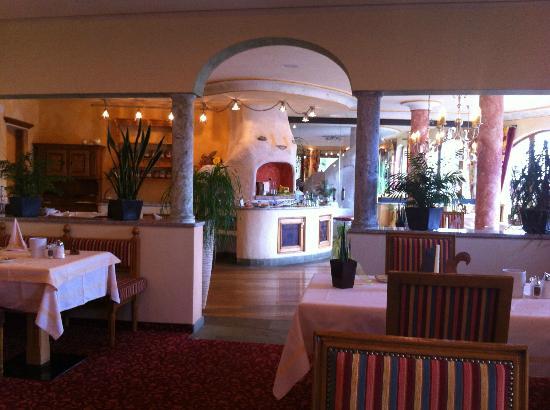 BelArosa Hotel: Frühstücksraum