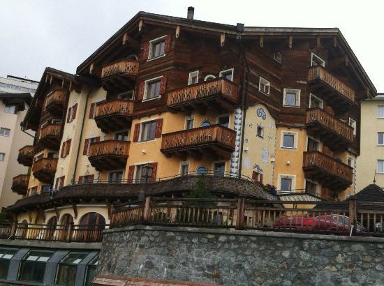 BelArosa Hotel: Hotel von außen