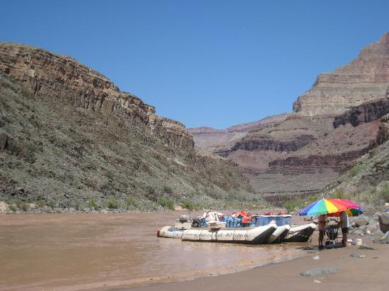 Arizona Raft Adventures: Grand Canyon