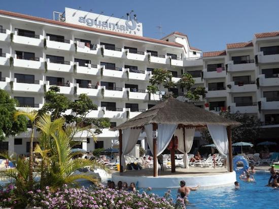 Apartamentos Aguamar: Pool