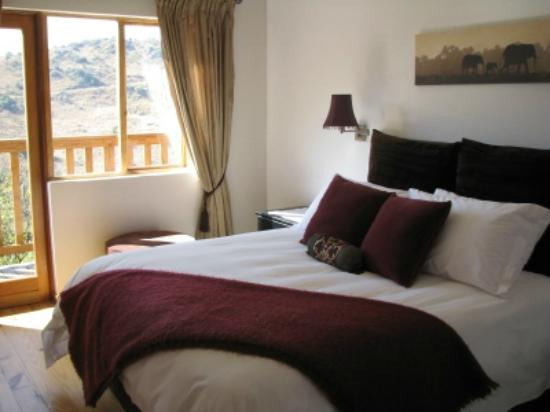 Gecko Ridge Guest House: Cottage bedroom