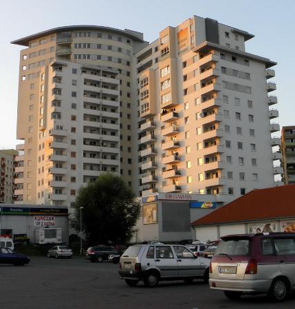 High Tower Apartments Szczecin